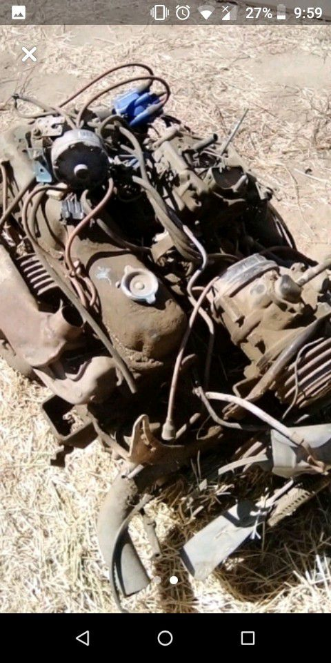 360 Dodge engine. Came out of motorhome, 69k miles!