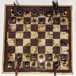 Handmade Medieval Chess for Sale in Boca Raton, FL