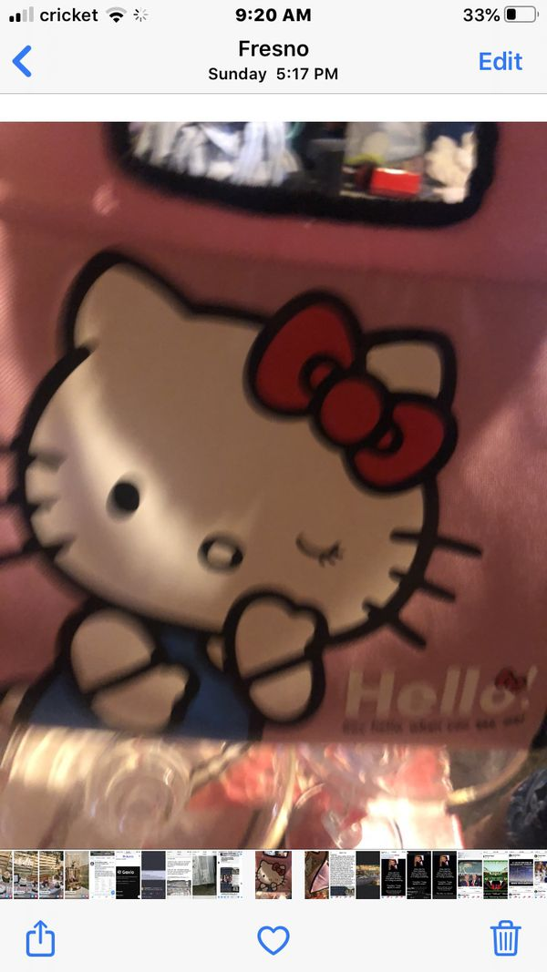 Lunch Bag. Hello Kitty