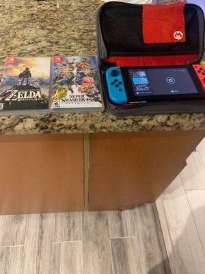 Nintendo switch set 175 for Sale in Nanticoke, PA