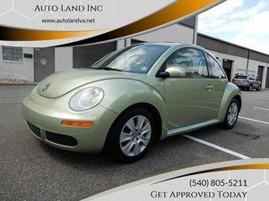 2008 Volkswagen New Beetle Coupe for Sale in Fredericksburg, VA