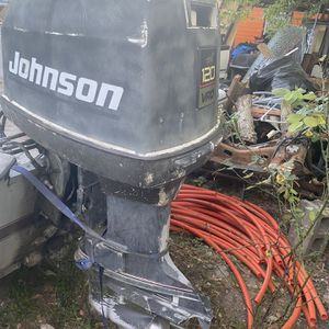 1990 Johnson 120 Boat Motor for Sale in Houston, TX