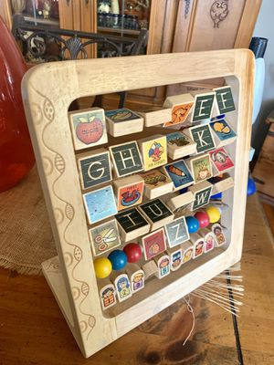 Wooden ABC for Sale in Long Beach, CA