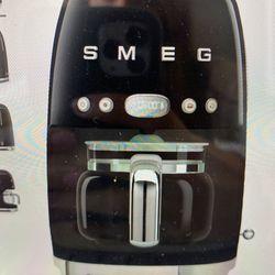 Smeg Drip Coffee Maker, Black, for Sale in Los Angeles,  CA