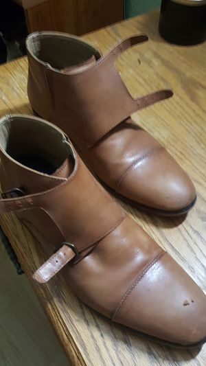 Aldo hightop Brown dress boots for Sale in Frisco, TX