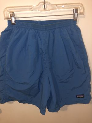 Patagonia Mens Size Small - Navy Blue Swim Short Trunks ,Pockets for Sale in Garden Grove, CA