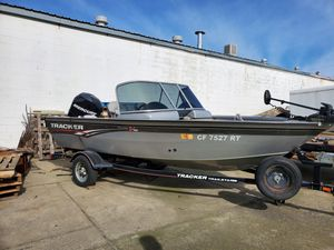 2009 tracker v16 WT for Sale in West Sacramento, CA