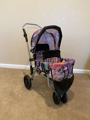 Double Stroller for Baby Dolls for Sale in Peoria, AZ