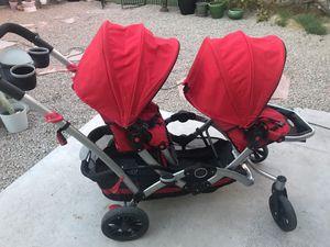 Kolcraft tandem stroller for Sale in Las Vegas, NV