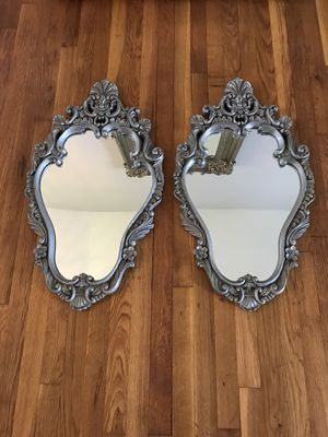 2 Ornate Mirrors for Sale in Independence, OH