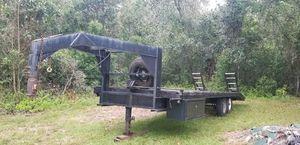 Gooseneck trailer for Sale in Dade City, FL