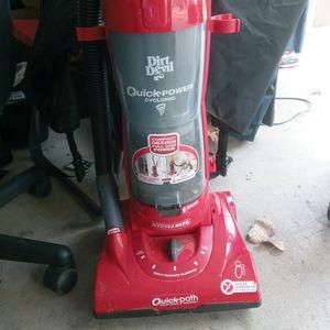 Dirt Devil Vacuum for Sale in Wichita, KS