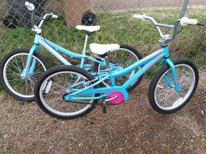 """Specialized hotrock 20"""" girls bikes. $60 each! for Sale in Nashville, TN"""