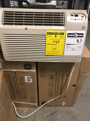 New ge ac window unit with one year warranty in box for Sale in Lake Ridge, VA