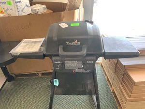 Brand New Double Burner Char-Broil Gas Grill QX for Sale in Allen, TX