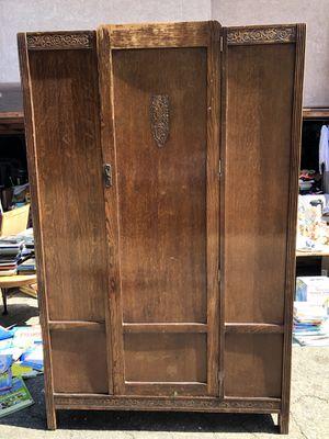 Antique armoire for Sale in Escondido, CA