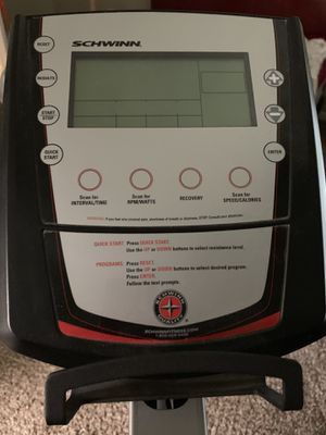 Schwinn upright exercise bike for Sale in Vancouver, WA