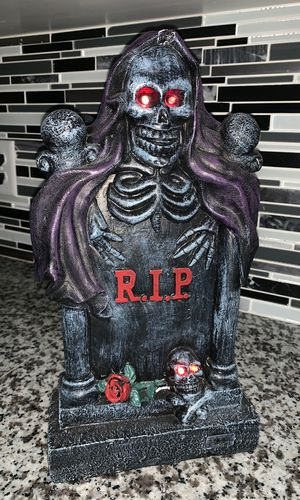 Halloween Tombstone Decorations for Sale in FL, US