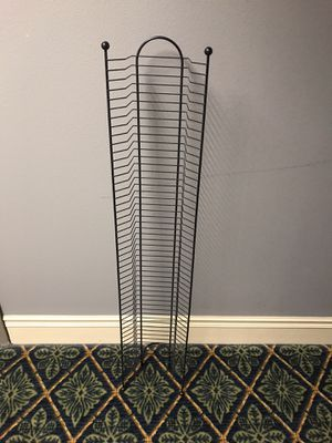 3 foot by 8 inch DVD rack; Fits 52 for Sale in Bellevue, WA