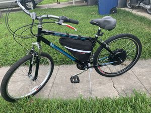 New e-bike electric bike bicycle conversion diamond back wildwood citi 48v 1000w motor for Sale in San Antonio, TX