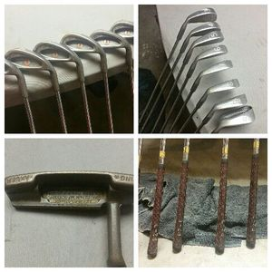 Vintage 1985 Ping eye 2 golf clubs for Sale in Powder Springs, GA
