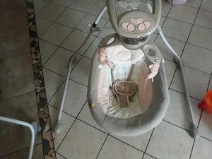 Baby swing/ingenuity swing/baby toy for Sale in Phoenix, AZ