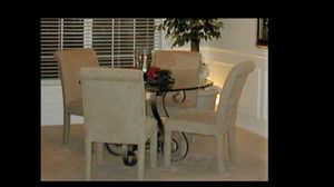 6 fabric dining chairs very nice for Sale in Kirkland, WA