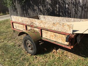 8' utility trailer for Sale in Cedar Hill, TX