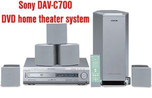 Sony DAV-C700 DVD home theater system for Sale in Lanham, MD