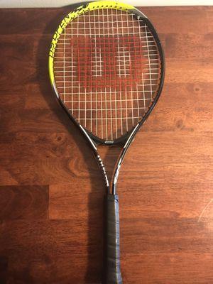 Wilson tennis racket for Sale in West Hartford, CT
