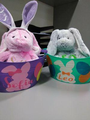 Custom Easter basket for Sale in Compton, CA