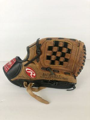 "Rawlings GSO Series Size 11"" RHT Used Baseball Glove for Sale in Manteca, CA"