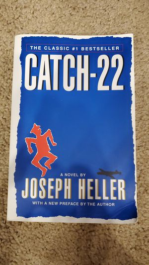 Catch-22 Joseph Heller for Sale in Virginia Beach, VA