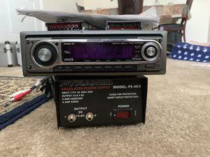 DJ/studio/amp car/music equipment for Sale in Virginia Beach, VA