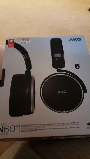 Akg N60 headphones for Sale in Troup, TX