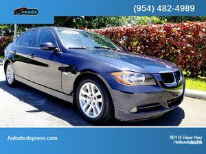 2007 BMW 3 Series for Sale in Hallandale Beach, FL