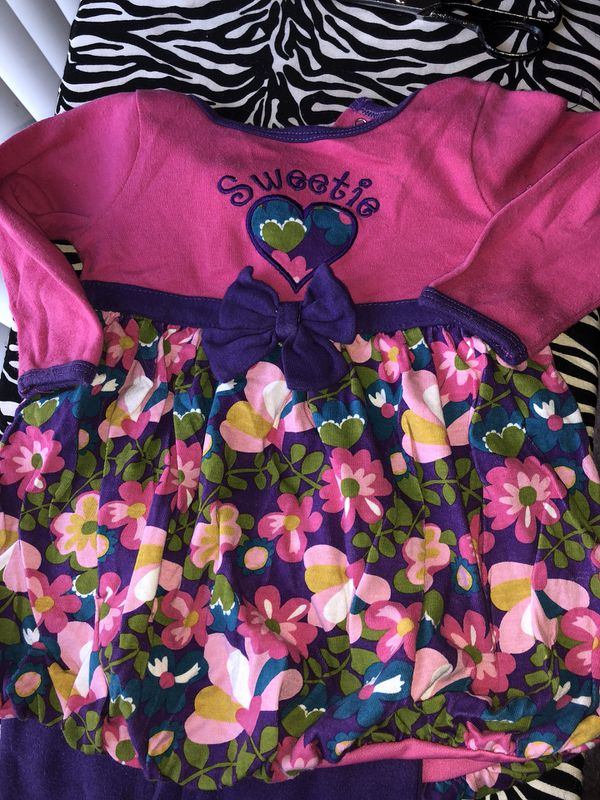 Girls Outfit 12 mos