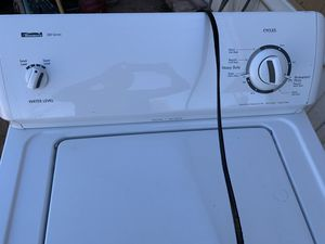 Lavadora y secadora (washer and dryer) for Sale in Fort McDowell, AZ