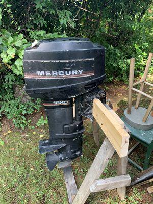 Mercury 18 xd outboard for Sale in Norton, MA