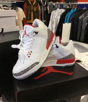 Air Jordan 3 Retro for Sale in Dallas, TX