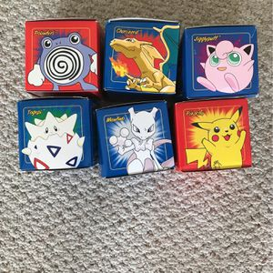 Pokemon Limited Edition 23k Gold-Plated Trading Cards for Sale in League City, TX