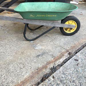 John Deere Children's Wheelbarrow for Sale in Braintree, MA