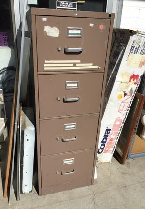 Hon file cabinet only $15! for Sale in San Diego, CA