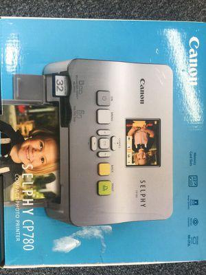 Canon SELPHY CP 780 for Sale in Dallas, TX