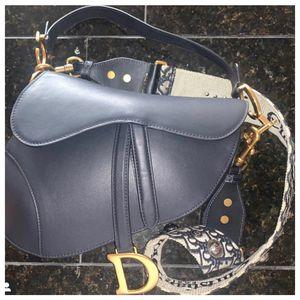 Christian Dior saddle bag With strap paid 5k for Sale in Atlanta, GA