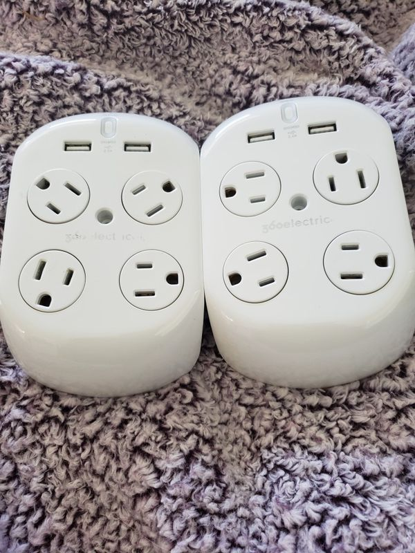 360 electric outlets