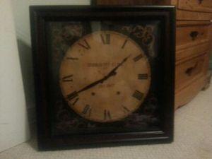Antique style clock for Sale in Vienna, VA