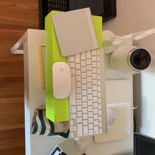 Apple Keyboard Mouse And Magic Mouse