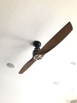 Airplane propeller Ceiling Fan with remote! for Sale in Pembroke Pines, FL