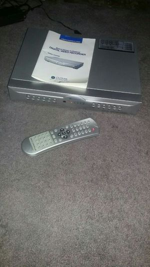 Dvr 4 channels with remote control for Sale in Santa Ana, CA